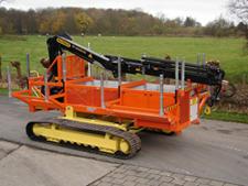 Te koop Kassenbouw - Bouwmachines HW-nr.: 0375000 Rupsbouwmachine