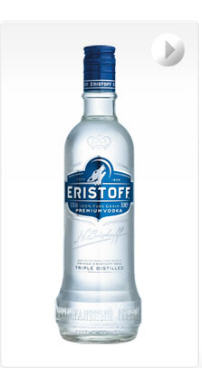 Te koop ERISTOFF Vodka