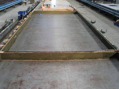 Te koop Constructief beton/LBG