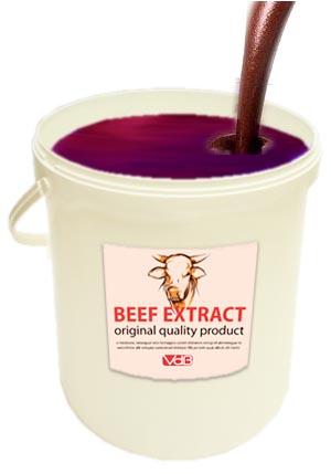 Te koop BEEF EXTRACT