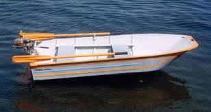 Te koop Motor-rowing boats