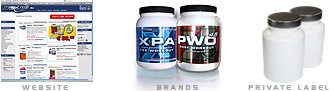 Te koop Sports nutrition