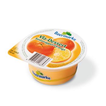 Te koop Vla-Dessert Sinaasappel