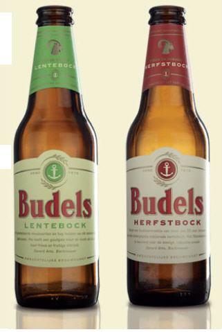 Te koop Budels seizoensbieren