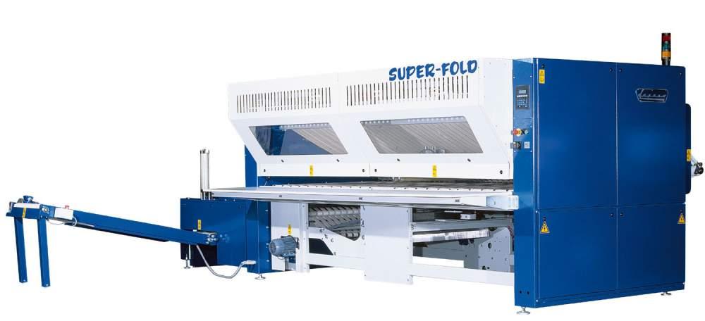 Te koop Lapauw vouwmachine superfold