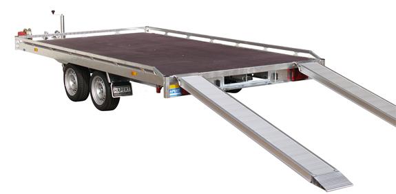 Te koop Hapert AL-Transporter Autotransporter