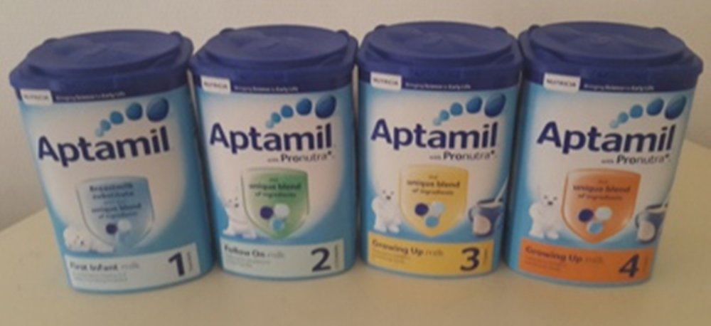 Te koop APTAMIL INFANT BABY MILK POWDER