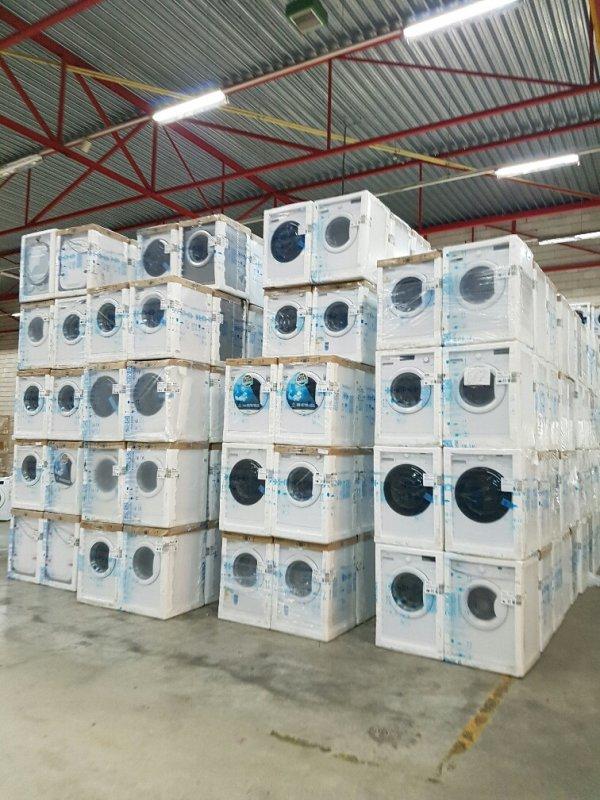 Te koop Whirlpool B-grade stock met garantie