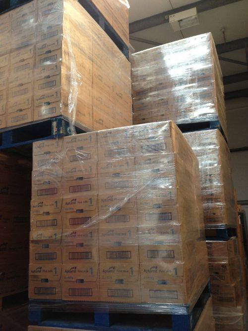 Te koop Duitse Aptamil Pre 1,2,3 zuigelingenvoeding melkpoeder
