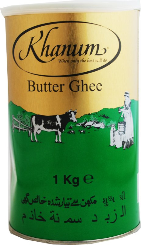 Te koop 100% Pure Ghee boter koe