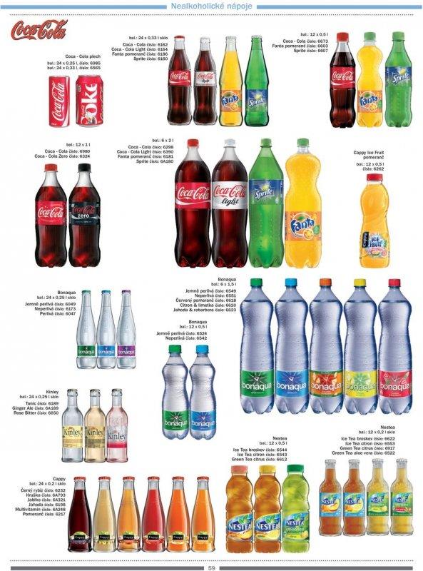 Te koop Coca Cola, Fanta , Sprite , Pepsi , Mirinda , 7UP , Nestea,Oasis, Lipton Ice tea