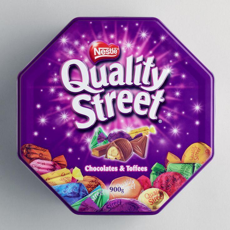 Te koop Nestlé Quality Street Chocolate 900grm
