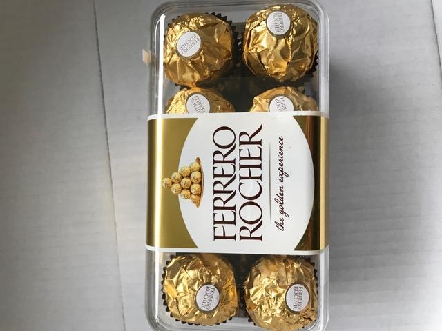Te koop Ferrero Rocher T3, T16, T24, T25, T30