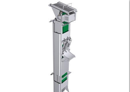 Te koop AFAK Vertical block lift