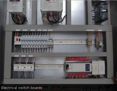 Te koop AFAK General switch boards