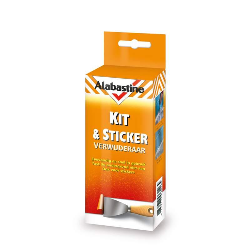Te koop Kit & Stickerverwijderaar