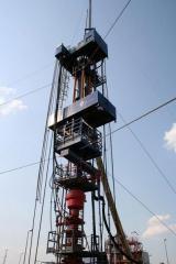340-K Hydraulic Workover/Snubbing Unit
