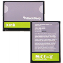 Blackberry Battery D-X1
