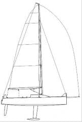Vessels, sport, sailing: racing yachts (pleasure