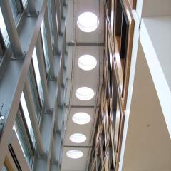BIK-Lichtkuppeln: Licht durch Architektur