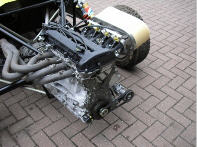 Zomer Ford Duratec HE 2.0L EAC