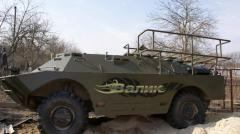 БРДМ 2 Бронеавтомобиль Средства технические