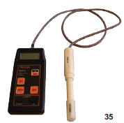 Electrodes for pH measurement
