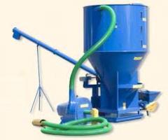Apparatuur voor de productie en verwerking van