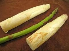 Asparagus (green and white)