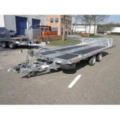 TD30166 Kantelbare autotrailer