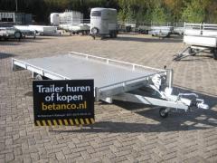 0,75 ton yük taşıma kapasiteli römorklar ve
