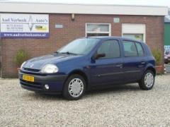 Renault Clio 1.2 5drs. RT