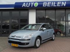 Citroën C4 Berline 1.6 Hdif-80KW--Airco-Radio-cd-mp3--Trekhaak-Enz.