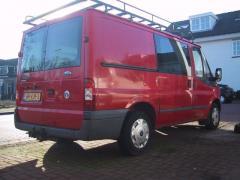 Ford Transit 260S Van FD