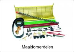 Onderdelen voor landbouwmachines