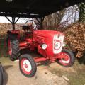 Güldner G15 oldtimer tractoren