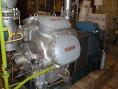 MYCOM PISTON COMPRESSOR