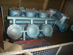 USED GRASSO RC911 COMPRESSOR, Ammonia (NH3)