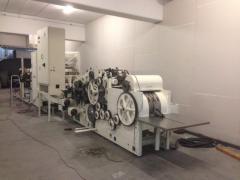 Nieuw, tweedehands, Gereviseerde papieren zak Making Machine, Meerwandige zak maken van machines, Flexo Printing Machines