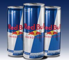 RedBull 250ml Blikken