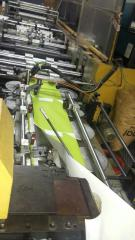 SOS Bag Making Machine with twisted rope handle
