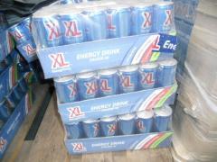 Polen oorspronkelijk XL Energy Drink 250ml