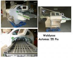 Waldyssa automac 55 piu verpakkingsmachine