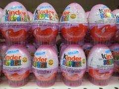 Kinder surprise chocolate eggs t72