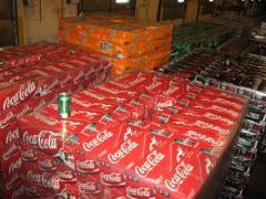 Coca Cola 330 ML (Fanta , Sprite , Pepsi , Mirinda , 7UP , Oasis) Cans and Bottles