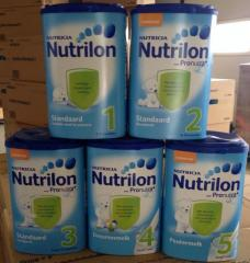 Nutrilon Nutricia standaard 1, 2,3,4 and 5 From Holland