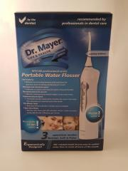 Dr. Mayer: Portable Water Flosser Artikelnummer: WT3100