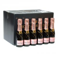Moet and Chandon Champagne Brut Pink Imperial 750ml