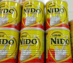Nestle Nido Melkpoederaanbod