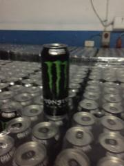 Energiedrankje MONSTER  500ML